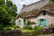 Chaumières bretonnes