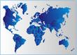 Globus Erde -  im Licht der Zukunft
