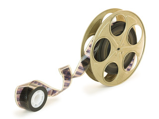 35mm Film In Reel 09