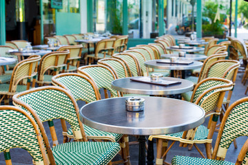 coffee terrace paris France