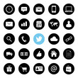 business and ecommerce icons set