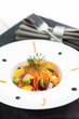 salade d'été assiette moderne 4