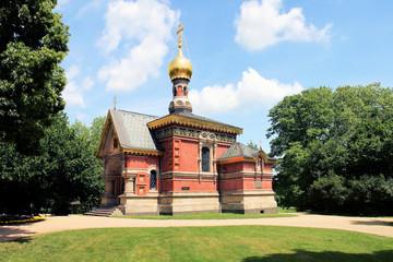 Russisch Orthodoxe Allerheiligen Kirche - Bad Homburg - 1