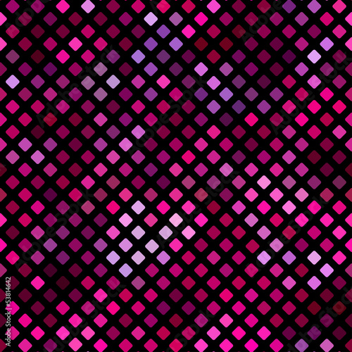 Abstract vector rhomb background