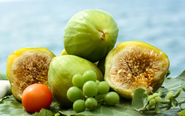 Sweet Fig Fruit