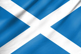 Fabric Flag of Scotland