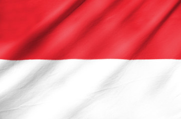 Fabric Flag of Indonesia