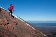 Mountain descend