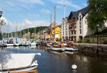 Le vieux port de la Roche Bernard