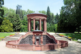 Elisabethenbrunnen Kurpark Bad Homburg