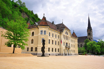 Parliaments of Liechtenstein