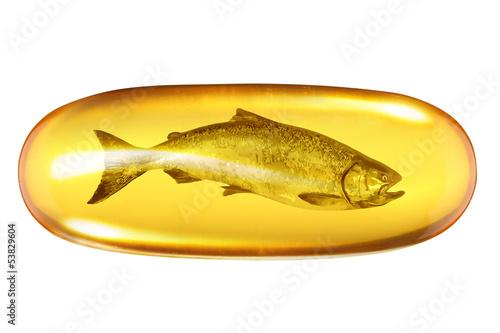 salmon omega capsule