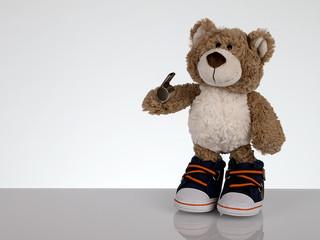 Teddy Sport frei!