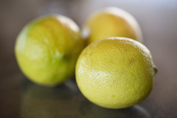 Close-up of lemons