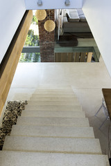 Staircase in a house
