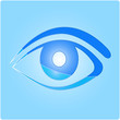 Medical Eye web Icon