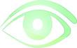 Logo mit Auge Sicherheit Kriminalität