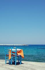 Pranzo a samos - Grecia