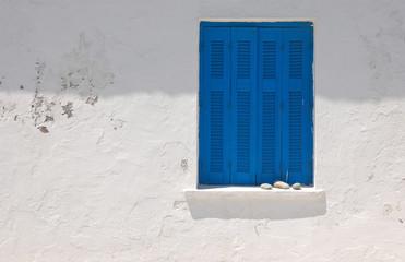 Balconi blu