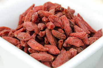 Superfruits - Dried goji berries
