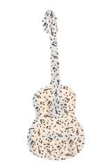Chitarra classica di note