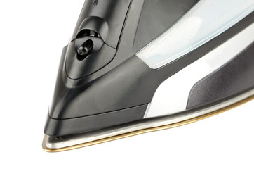 Flat smoothing iron