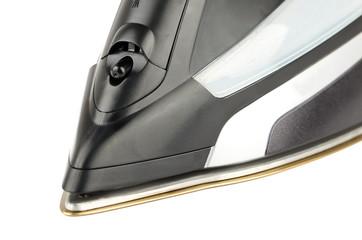 Flat smoothing iron