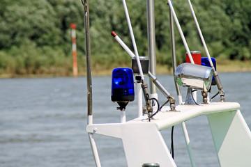 wasserschutzboot