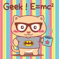 Cat Geek 05