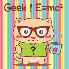 Cat Geek 07