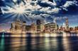 Fototapeten,new york city,financial district,skyline,stadt