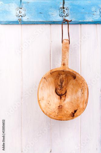 rustikales Küchenboard