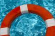 Rettungsring mit Wellen dynamisch