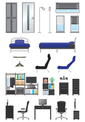 Men's room / furniture
