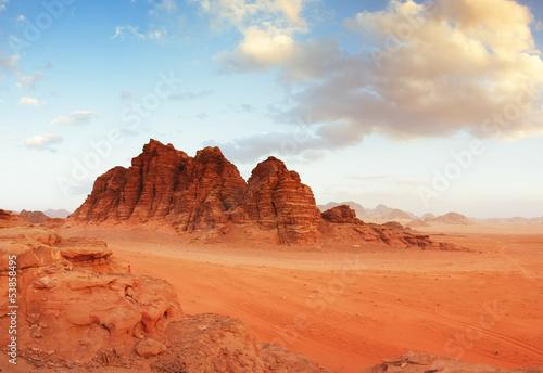 Wadi Rum desert, Jordan - 53858495