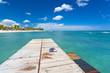 ponton de loisirs, île Maurice