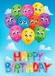 Balloons theme image 6
