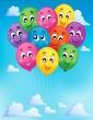 Balloons theme image 7
