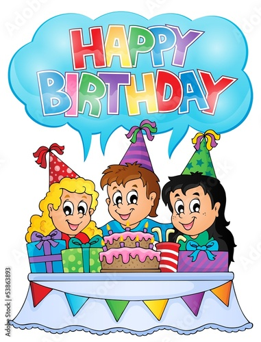 Kids party theme image 7