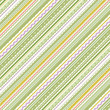 Stripes and laces background, seamless pattern included
