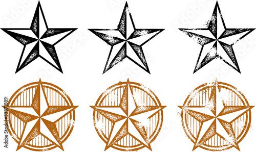 Vintage Western Stars - 53871889