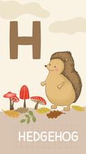 Buchstabe H, Tier-ABC