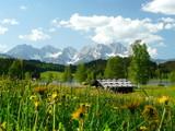 Fototapety Schwarzsee bei Kitzbühel