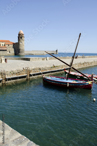 Collioure. Vermillion Coast Area.