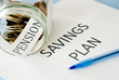 penson savings plan