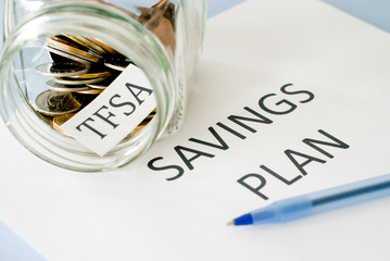TFSA savings plan