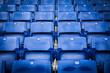 Stadium seats - 53880682