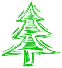 grüner Tannenbaum...
