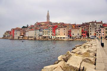 Piran cityscape