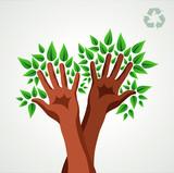 Environmental care concept